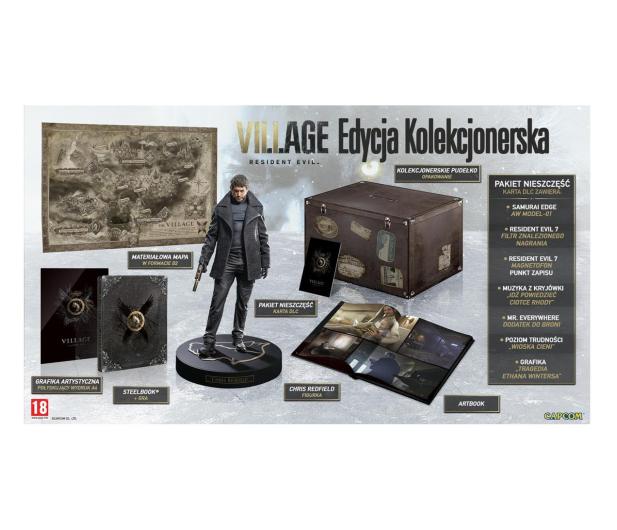 PlayStation Resident Evil Village Collector's Edition - 628507 - zdjęcie