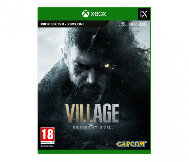 Xbox Resident Evil Village - 632905 - zdjęcie