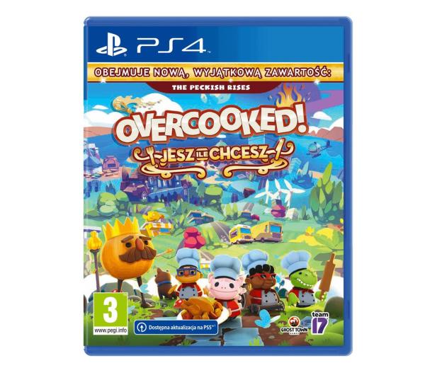 PlayStation Overcooked: Jesz ile chcesz - 632896 - zdjęcie