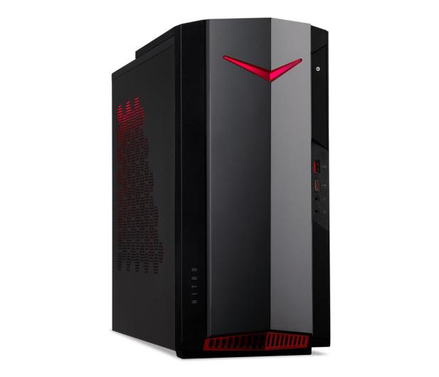 Acer Nitro 50 i5-10400F/16GB/512+2TB/W10 RTX3060Ti - 625506 - zdjęcie