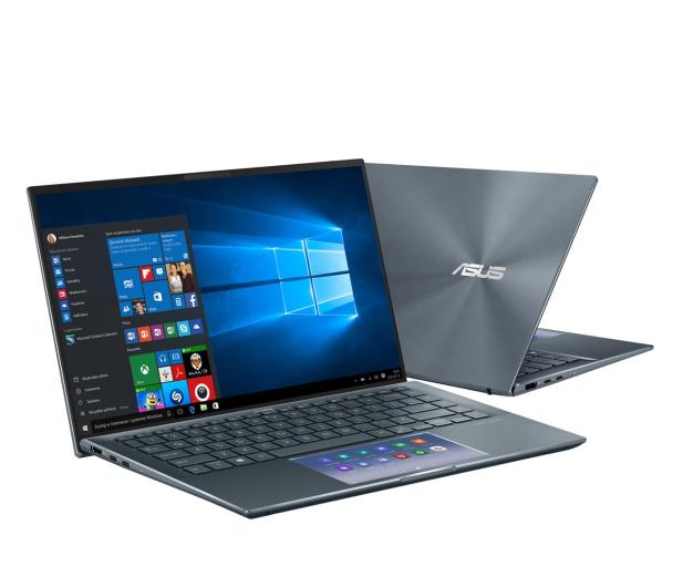 ASUS Zenbook 14 UX435EG i7-1165G7/16GB/512/W10P/MX450 - 621825 - zdjęcie