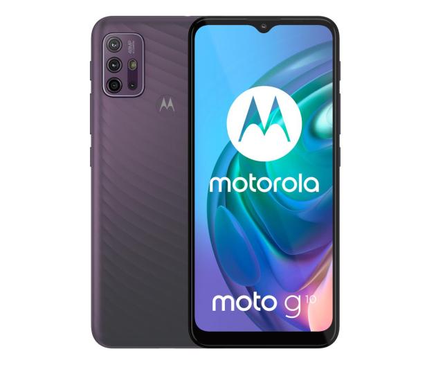 Motorola Moto G10 4/64GB Aurora Gray - 632485 - zdjęcie