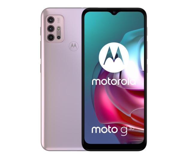 Motorola Moto G30 6/128GB Pastel Sky 90Hz + 128GB - 632498 - zdjęcie 3