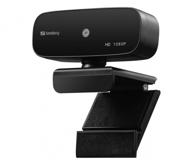 Sandberg USB Webcam Autofocus 1080P HD - 629839 - zdjęcie