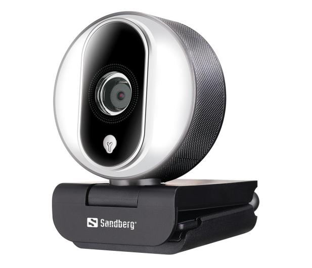 Sandberg Streamer USB Webcam Pro - 629838 - zdjęcie
