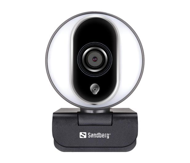 Sandberg Streamer USB Webcam Pro - 629838 - zdjęcie 2