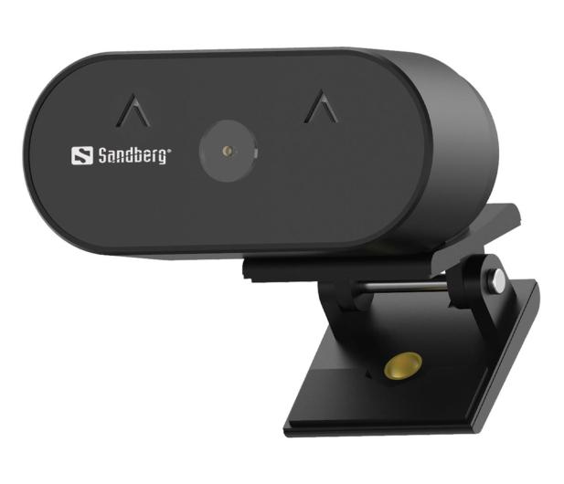 Sandberg USB Webcam Wide Angle 1080P HD - 629837 - zdjęcie