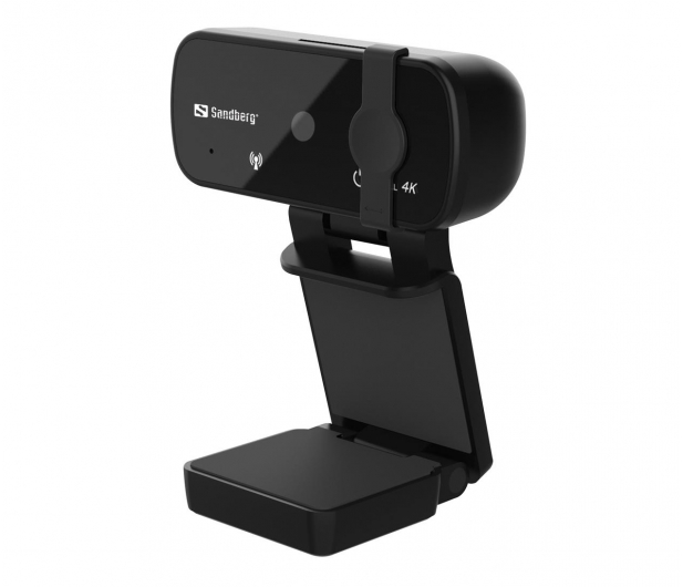 Sandberg USB Webcam Pro+ 4K - 629820 - zdjęcie