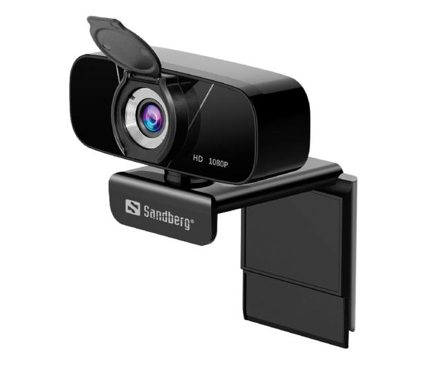 Sandberg USB Chat Webcam 1080P HD - 629835 - zdjęcie