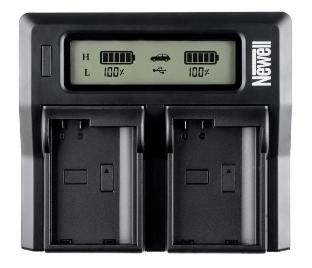 Newell DC-LCD do akumulatorów LP-E6  - 542388 - zdjęcie