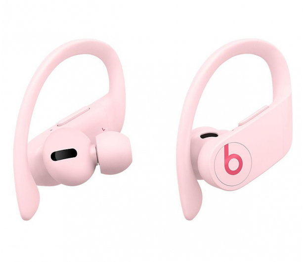 Apple Powerbeats Pro różowe chmury - 631782 - zdjęcie 2