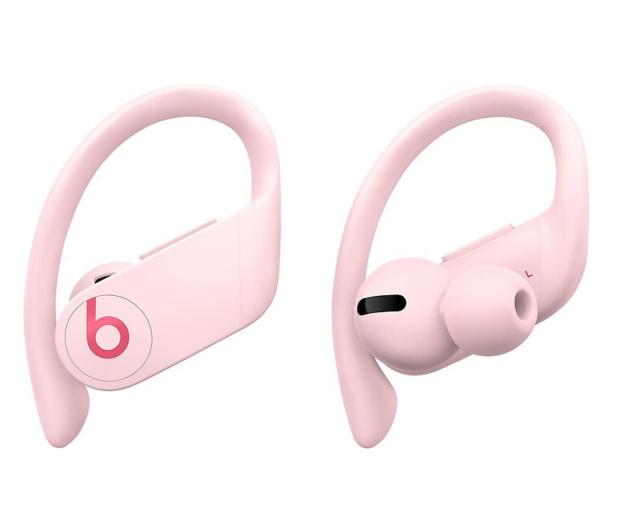 Apple Powerbeats Pro różowe chmury - 631782 - zdjęcie