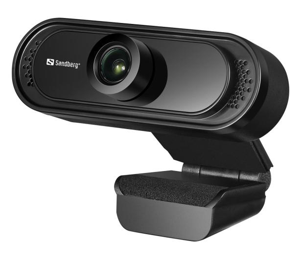 Sandberg USB Webcam 1080P Saver - 629831 - zdjęcie