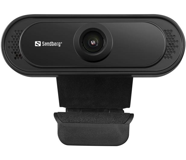 Sandberg USB Webcam 1080P Saver - 629831 - zdjęcie 2