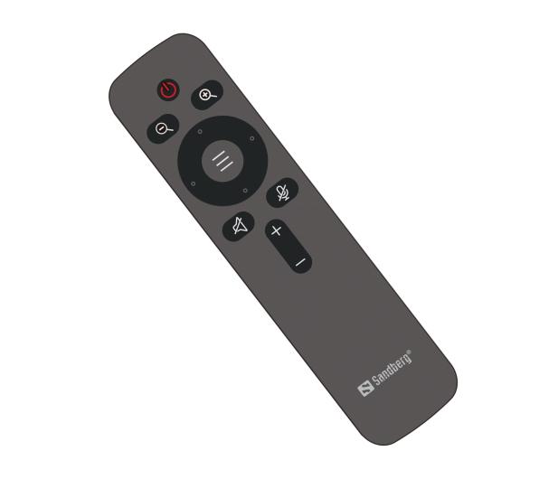 Sandberg All-in-1 ConfCam 1080P Remote - 629845 - zdjęcie 5