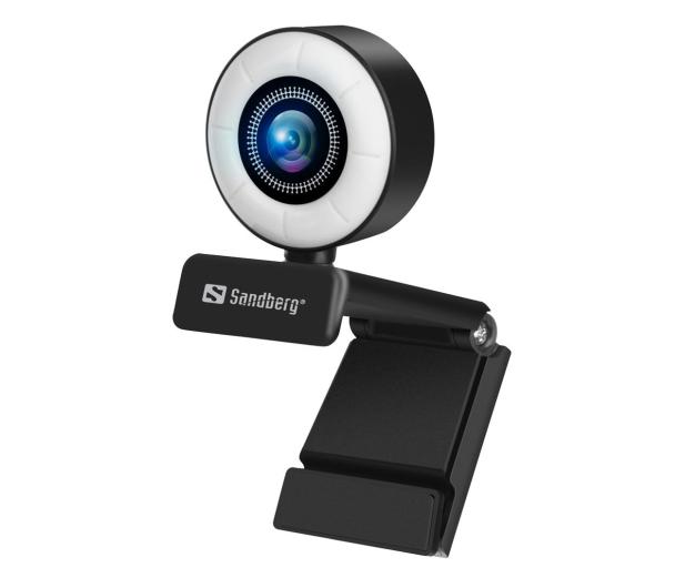 Sandberg Streamer USB Webcam - 629832 - zdjęcie