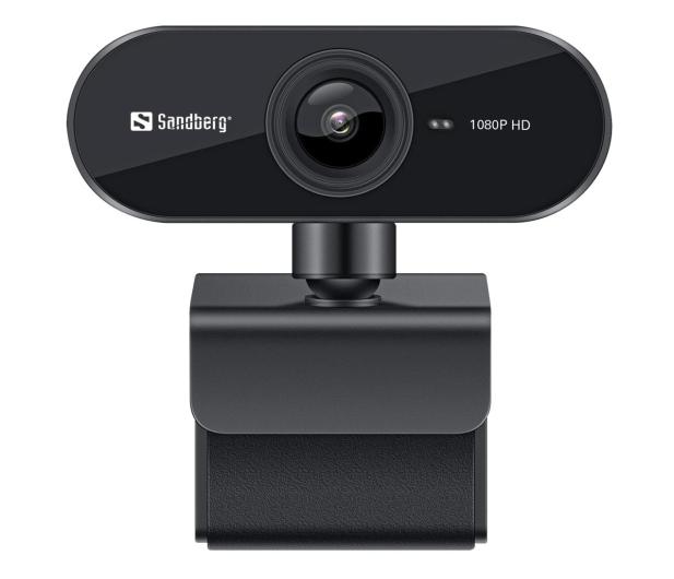 Sandberg USB Webcam Flex 1080P HD - 629819 - zdjęcie 2