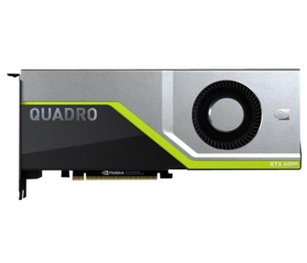 Fujitsu Quadro RTX 6000 24GB GDDR6 - 624823 - zdjęcie 2