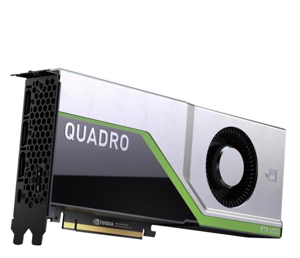 Fujitsu Quadro RTX 6000 24GB GDDR6 - 624823 - zdjęcie