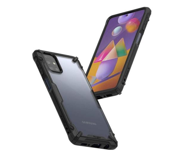 Ringke Fusion X do Samsung Galaxy M31s czarny - 633054 - zdjęcie 2