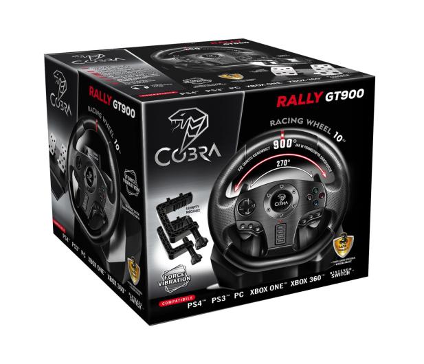 Q-SMART PS4/XBO/PC GT900 RALLY - 495680 - zdjęcie 5