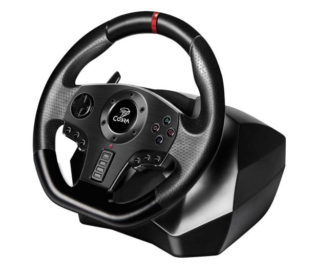 Q-SMART PS4/XBO/PC GT900 RALLY - 495680 - zdjęcie