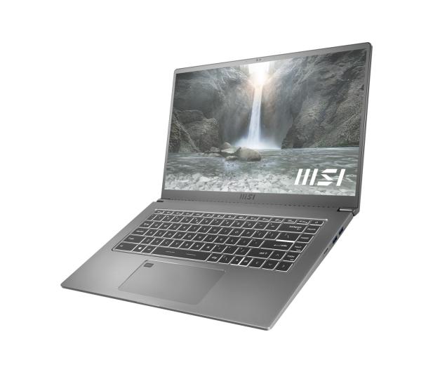 MSI Prestige 15 i5-1135G7/16GB/512/Win10 GTX1650 - 628863 - zdjęcie 7