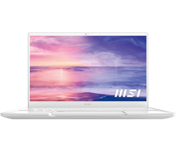 MSI Prestige 14 i7-1185G7/16GB/512/Win10 GTX1650 - 628890 - zdjęcie 5