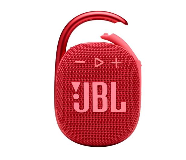 JBL Clip 4 Czerwony - 599309 - zdjęcie 2