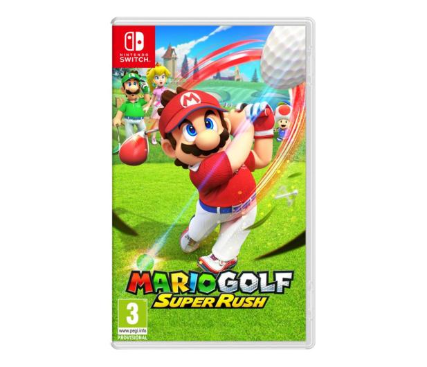 Switch Mario Golf: Super Rush - 634247 - zdjęcie