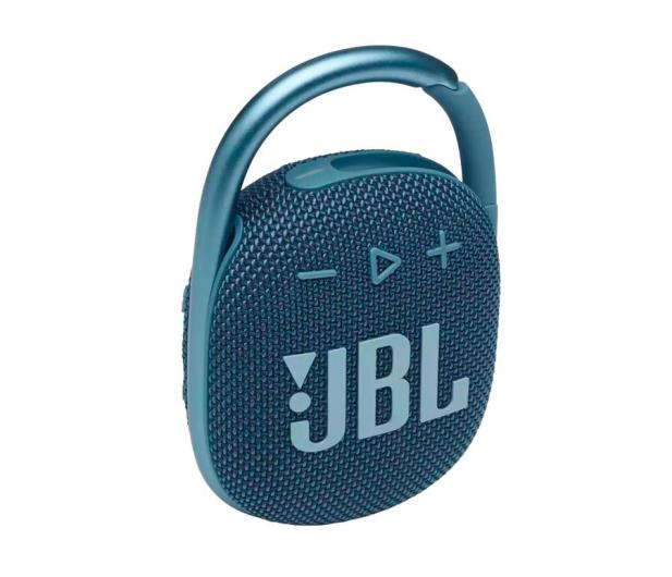 JBL Clip 4 Niebieski - 599306 - zdjęcie