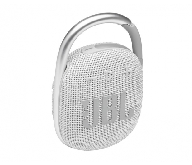 JBL Clip 4 Biały - 599305 - zdjęcie