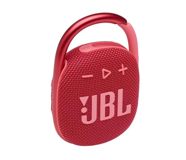 JBL Clip 4 Czerwony - 599309 - zdjęcie