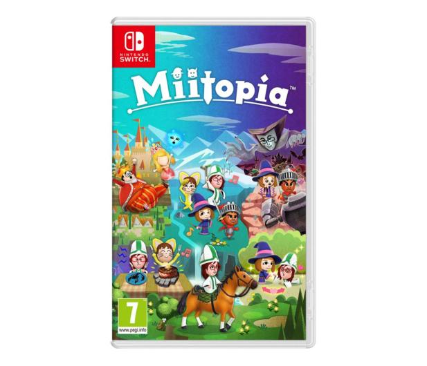 Switch Miitopia - 634248 - zdjęcie