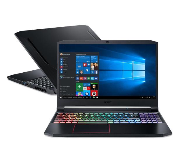Acer Nitro 5 i5-10300H/16GB/512+1TB/W10 RTX2060 144Hz - 623165 - zdjęcie
