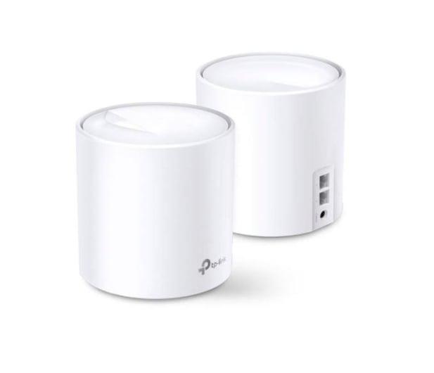 TP-Link DECO X20 Mesh WiFi (1800Mb/s a/b/g/n/ax) 2xAP - 635027 - zdjęcie 2