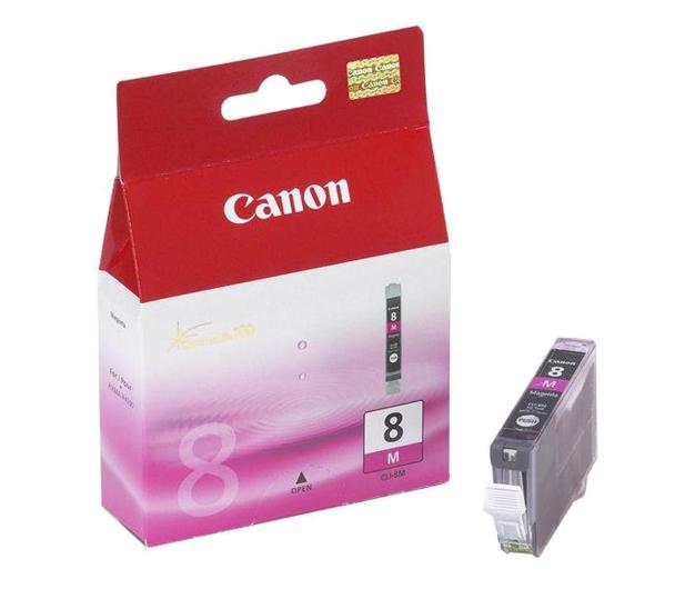 Canon CLI-8M magenta 13ml - 12279 - zdjęcie