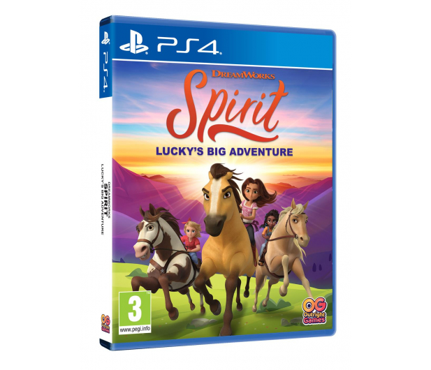 PlayStation Spirit: Lucky's Big Adventure - 635060 - zdjęcie 2