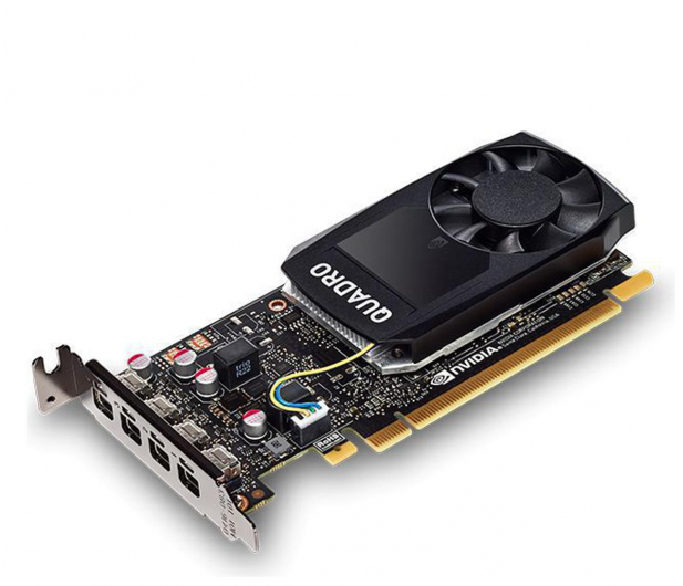 Fujitsu Quadro P1000 4GB GDDR5  - 624837 - zdjęcie