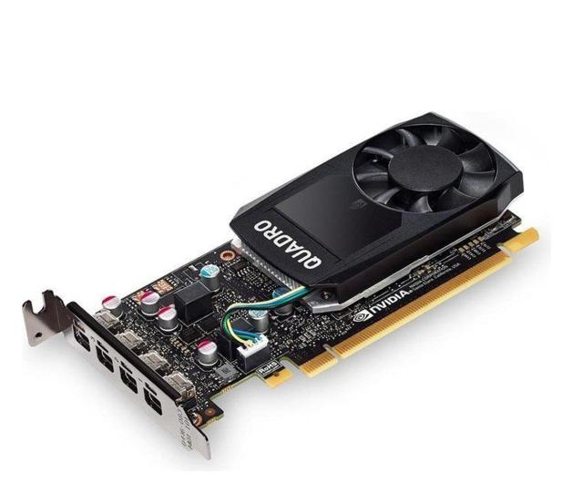 Fujitsu Quadro P620 2GB GDDR5  - 624840 - zdjęcie