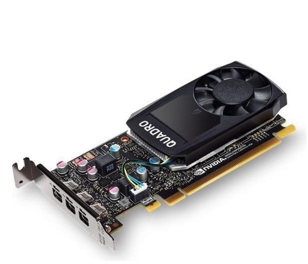 Fujitsu Quadro P400 2GB GDDR5  - 624841 - zdjęcie