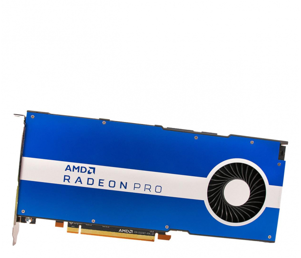 AMD Radeon Pro W5500 8GB GDDR6  - 625906 - zdjęcie