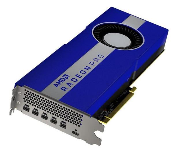 AMD Radeon Pro W5700 8GB GDDR6 - 625907 - zdjęcie
