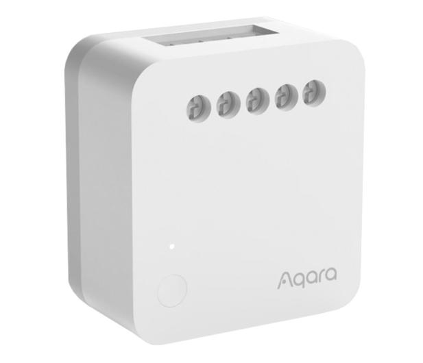 Aqara Przekaźnik Moduł 1-kanałowy z neutralnym - 622820 - zdjęcie
