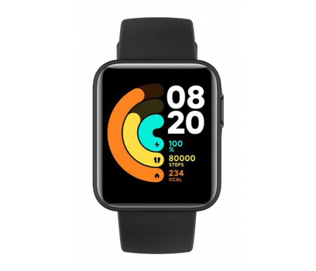 Xiaomi Mi Watch Lite Black - 626135 - zdjęcie 3