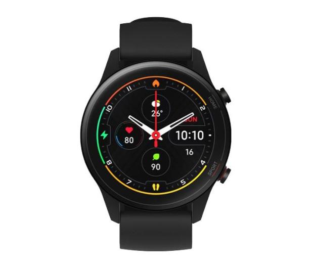 Xiaomi Mi Watch Black - 626130 - zdjęcie 3