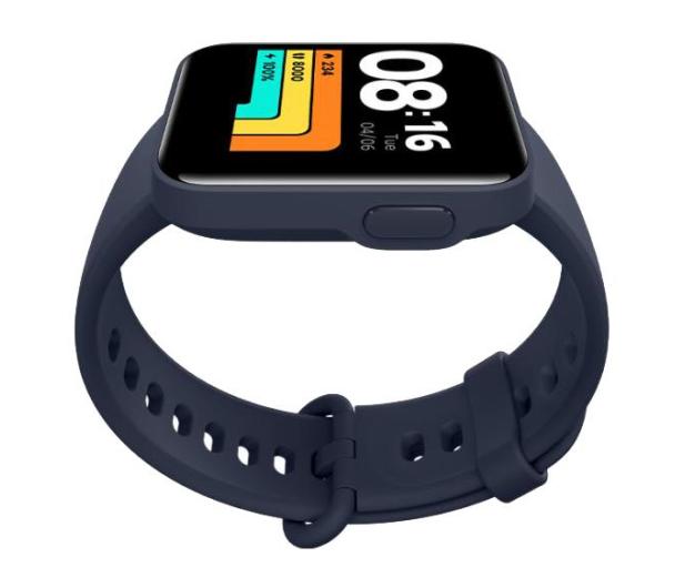 Xiaomi Mi Watch Lite Navy Blue - 626137 - zdjęcie 4