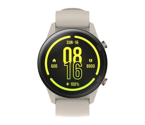 Xiaomi Mi Watch Beige - 626133 - zdjęcie 3