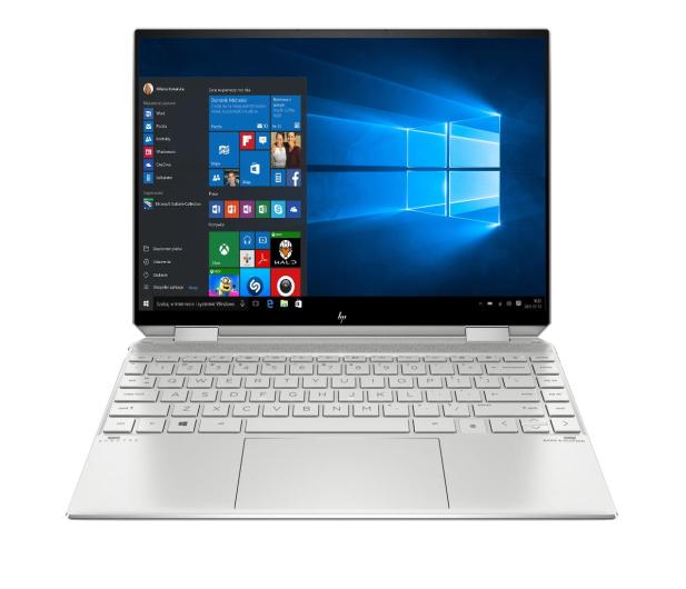 HP Spectre 14 x360 i7-1165G7/16GB/1TB/Win10 Silver - 627075 - zdjęcie