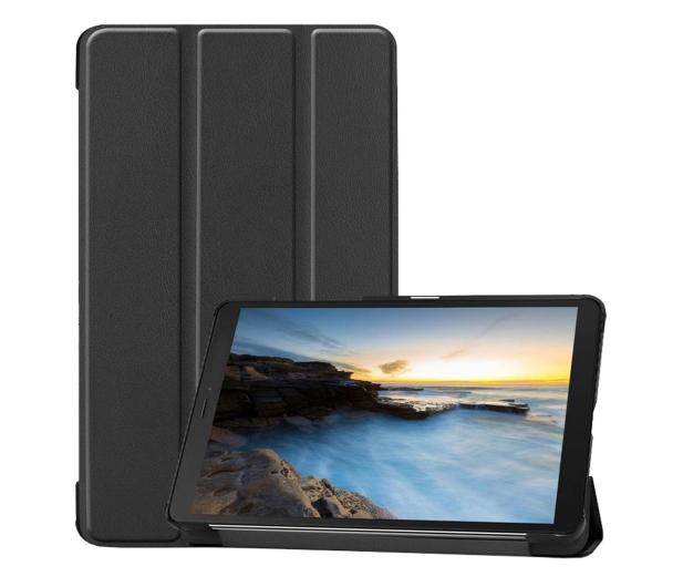 Tech-Protect SmartCase do Galaxy Tab A 8.0 T290/T295 czarny - 623931 - zdjęcie